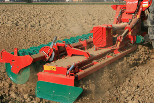 Kverneland Foldable Power Harrow F30